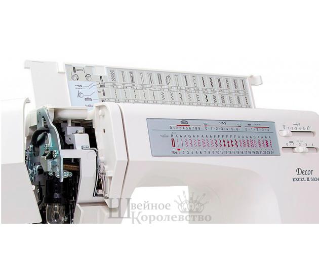 Купить Швейная машина Janome Decor Excel 5024 Цена 31900 руб. в Москве