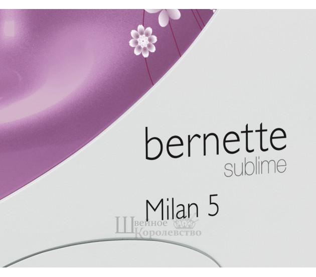 Купить Швейная машина Bernina Bernette Milan 5 Цена 24900 руб. в Москве